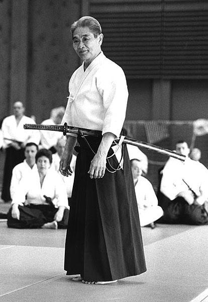 Sensei Shoji Nishio
