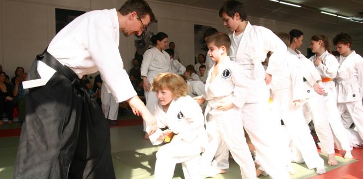 Seminarium z sensei Takashi Kuroki'16 – dzieci