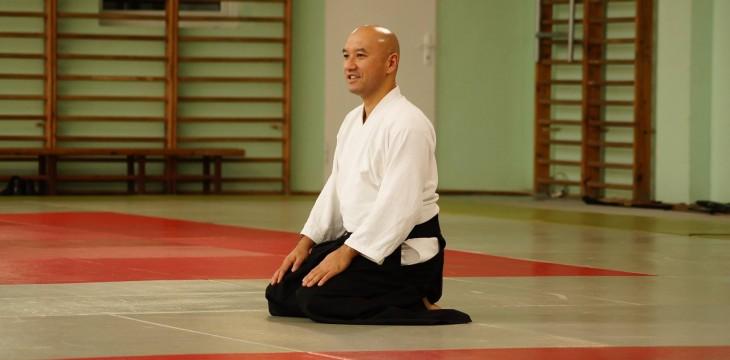 Seminarium z sensei Takashi Kuroki '16 – dorośli
