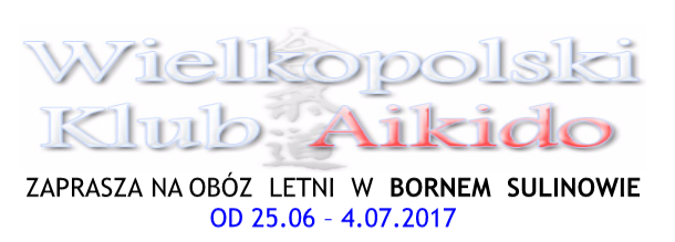 Obóz letni – Borne Sulinowo 2017